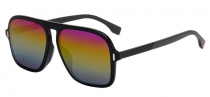 Fendi FF M0066/F/S SDK/R3 Black - Multicolor