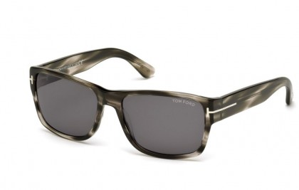 Tom Ford FT0445 20A Gray - Smoke