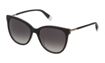 Furla SFU232 09G5 Top Black Glitter - Smoke Gradient