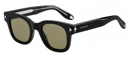 Givenchy GV 7037/S Y6C (E4) Black - Brown