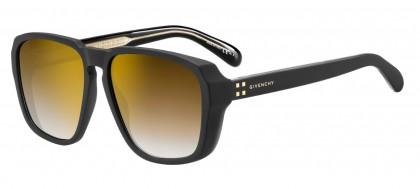 Givenchy GV 7121/S 003/JL Matte Black - Brown Shaded