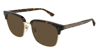 Gucci GG0382S-003 Havana - Brown Dark