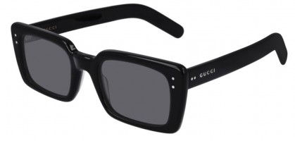 Gucci GG0539S-001 Black Shiny Black - Grey
