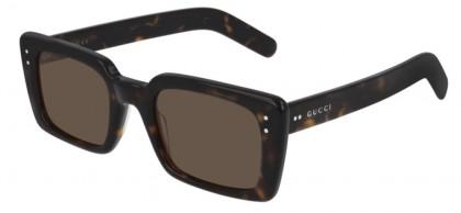 Gucci GG0539S-003 Havana Dark Havana - Brown