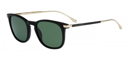 Hugo Boss BOSS 0783/S 263 (EC) Semi Matte Black - Grey Green