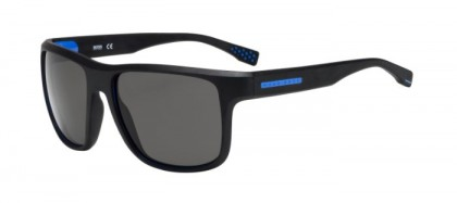 Hugo Boss BOSS 0799/S 859 (6C) Black - Grey Polarized