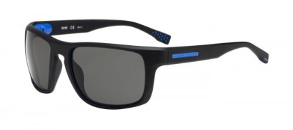 Hugo Boss BOSS 0800/S 859 (6C) Black - Grey Polarized