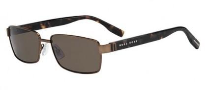Boss - Hugo Boss  BOSS 0475/S black matte black/brown (10G/70)
