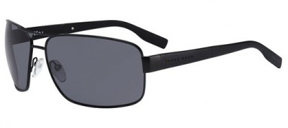 Boss - Hugo Boss  BOSS 0521/S black matte/grey polarized (003/AH)
