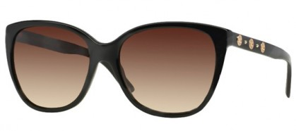 Versace VE 4281 GB1/13 - Black / Brown Shaded