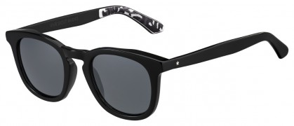 Jimmy Choo BEN/S 807 (IR) Black - Gray