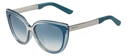 Jimmy Choo CINDY/F/S 1Q3 (56) Water - Azure Gradient Flash