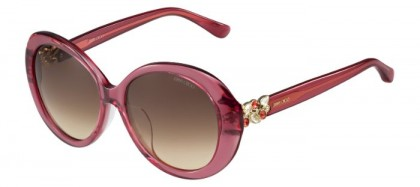 Jimmy Choo CLEM/F/S W5R (D8) Cherry Cyclamen - Brown Double Gradient