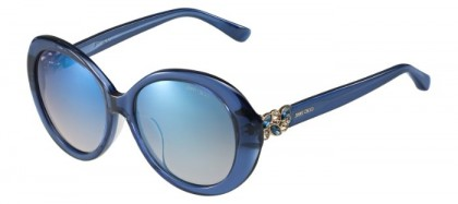 Jimmy Choo CLEM/F/S W6N (DK) Blue - Flash Blue Sky