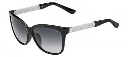 Jimmy Choo CORA/F/S FA3 (HD) Black - Grey Shaded