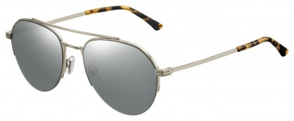 Jimmy Choo ILYA/S 3YG (T4) Light Gold - Gray Flash Mirror