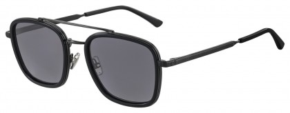 Jimmy Choo JOHN/S ANS (M9) Black Ruthenium - Gray