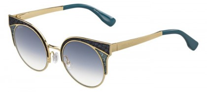 Jimmy Choo ORA/S PSX (U3) Gold - Grey Gradient
