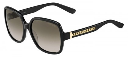 Jimmy Choo PATTY/S 10E (HD) Black Gradient - Grey Gradient
