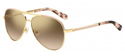Kate Spade AMARISSA/S 04Z/0R Gold Pink - Gold Shade Pink