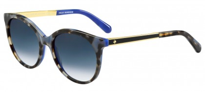 Kate Spade AMAYA/S S5A/XO Blue Havana - Navy Shaded