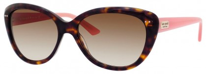 Kate Spade ANGELIQUE/S JUH/Y6 Havana - Brown Shaded