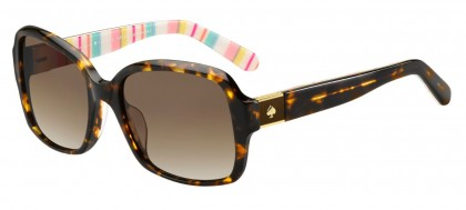 Kate Spade ANNORA/P/S 6HE/LA Havana - Brown Shaded