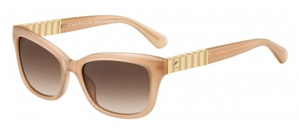 Kate Spade JOHANNA2/S 10A/HA Beige - Brown Shaded