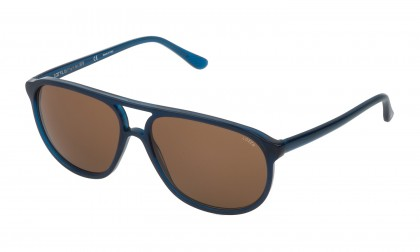 Lozza SL1827L - ZILO SPORT T31M Blue Trasparent Matte - Brown