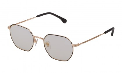Lozza SL2329M - BARI 16 320C Gold Rose Luc.C/P.Havana - Blue Mirror Bronze