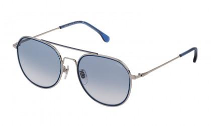 Lozza SL2330M - FIRENZE 24 0F94 Palladium Shiny Blue Matte - Blue Gradient