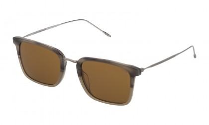 Lozza SL4180 - BRESCIA 9 07HI Striped Grey/Brown Shiny - Brown