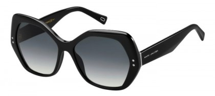 Marc Jacobs MARC 117/S 807 (9O) Black - Grey Shaded
