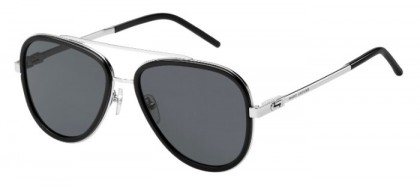 Marc Jacobs MARC 136/S CSA (IR) Black - Grey Blue
