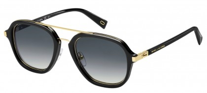 Marc Jacobs MARC 172/S 2M2/9O Black Gold - Grey Shaded