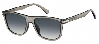 Marc Jacobs MARC 221/S R6S (9O) Gray Black - Dark Grey Gradient