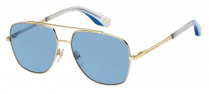 Marc Jacobs MARC 271/S LKS/KU Gold Blue - Blue