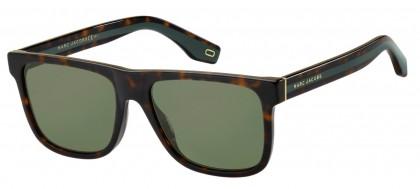 Marc Jacobs MARC 275/S 086/QT Dark Havana - Green