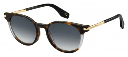 Marc Jacobs MARC 294/S 086 (9O) Dark Havana - Gray Gradient