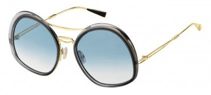 Max Mara MM BRIDGE I 08A/ST Grey - Blue Shaded