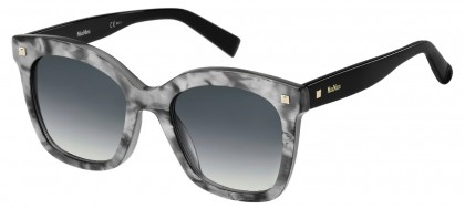 Max Mara MM DOTS II C98/9O Grey Marble - Grey Shaded