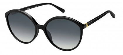 Max Mara MM HINGE I/G 807/9O Black - Grey Shaded