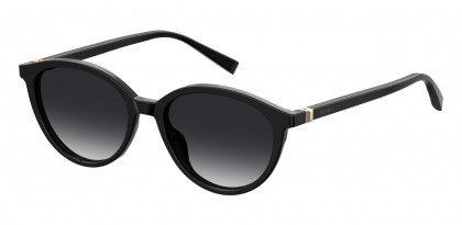 Max Mara MM HINGE III 807/9O Black - Grey Shaded