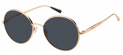 Max Mara MM ILDE V 000/IR Rose Gold - Grey