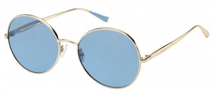 Max Mara MM ILDE V 3YG/KU Pale Gold - Blue