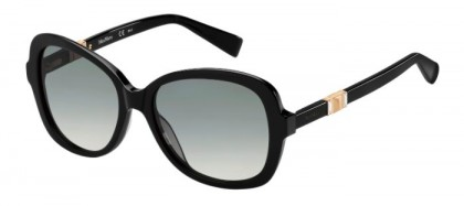Max Mara MM JEWEL 06K (VK) Black - Grey Shaded