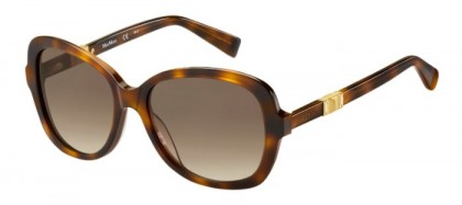Max Mara MM JEWEL BHZ (JD) Havana - Brown Shaded