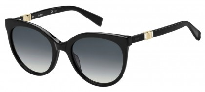 Max Mara MM JEWEL II 807/9O Black - Grey Shaded