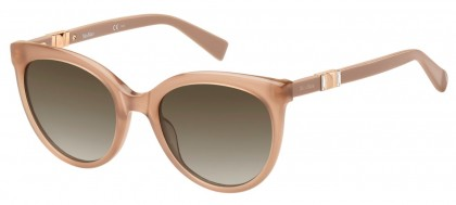 Max Mara MM JEWEL II FWM/HA Nude Pink - Brown Shaded