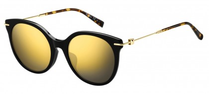 Max Mara MM MARILYN FS 807/K1 Black - Gold